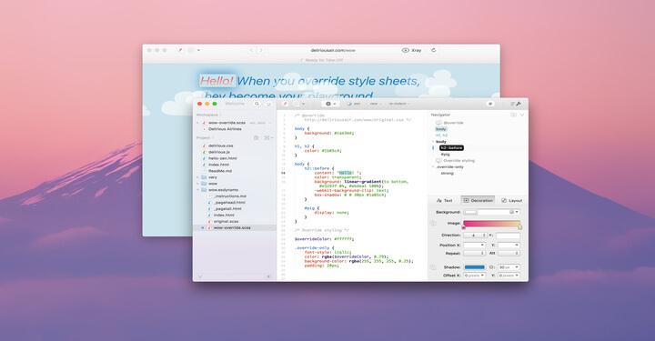 أفضل 10 تطبيقات محرر الكود لنظام التشغيل Mac الخاص بك 1