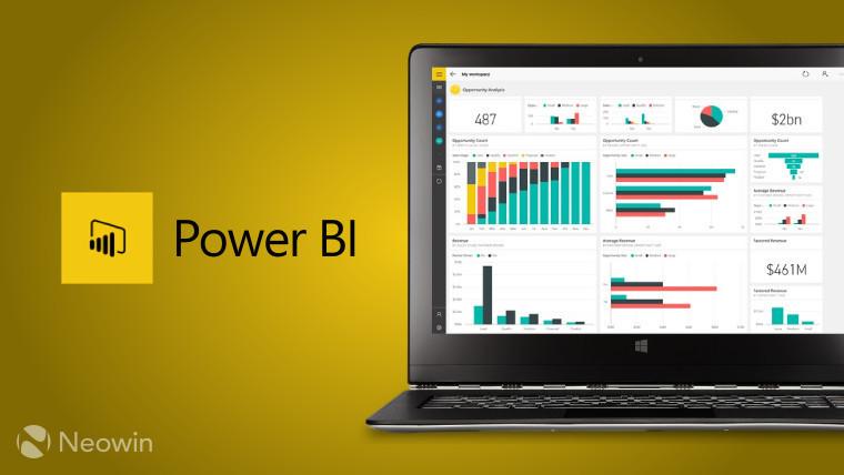 تعلن Microsoft عن أول منطقة إفريقية متوفرة لـ Power BI 1