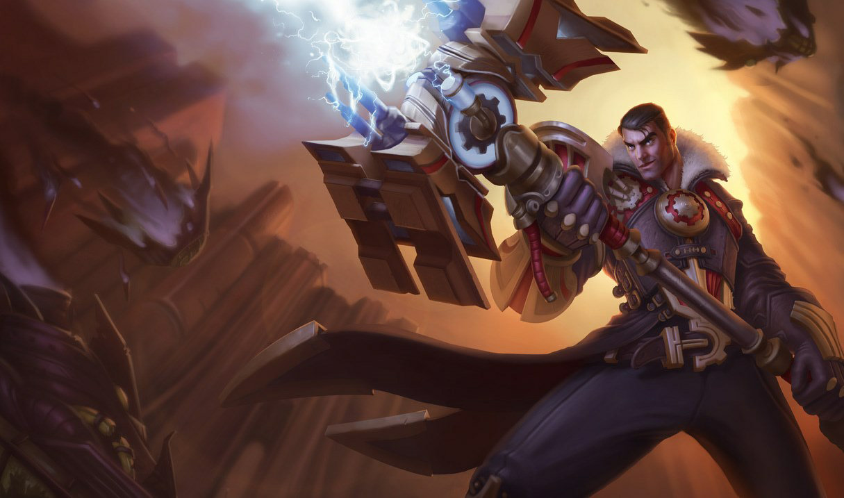تكتيكات Teamfight - كل ما تريد معرفته عن أصول Hextech والأبطال 1