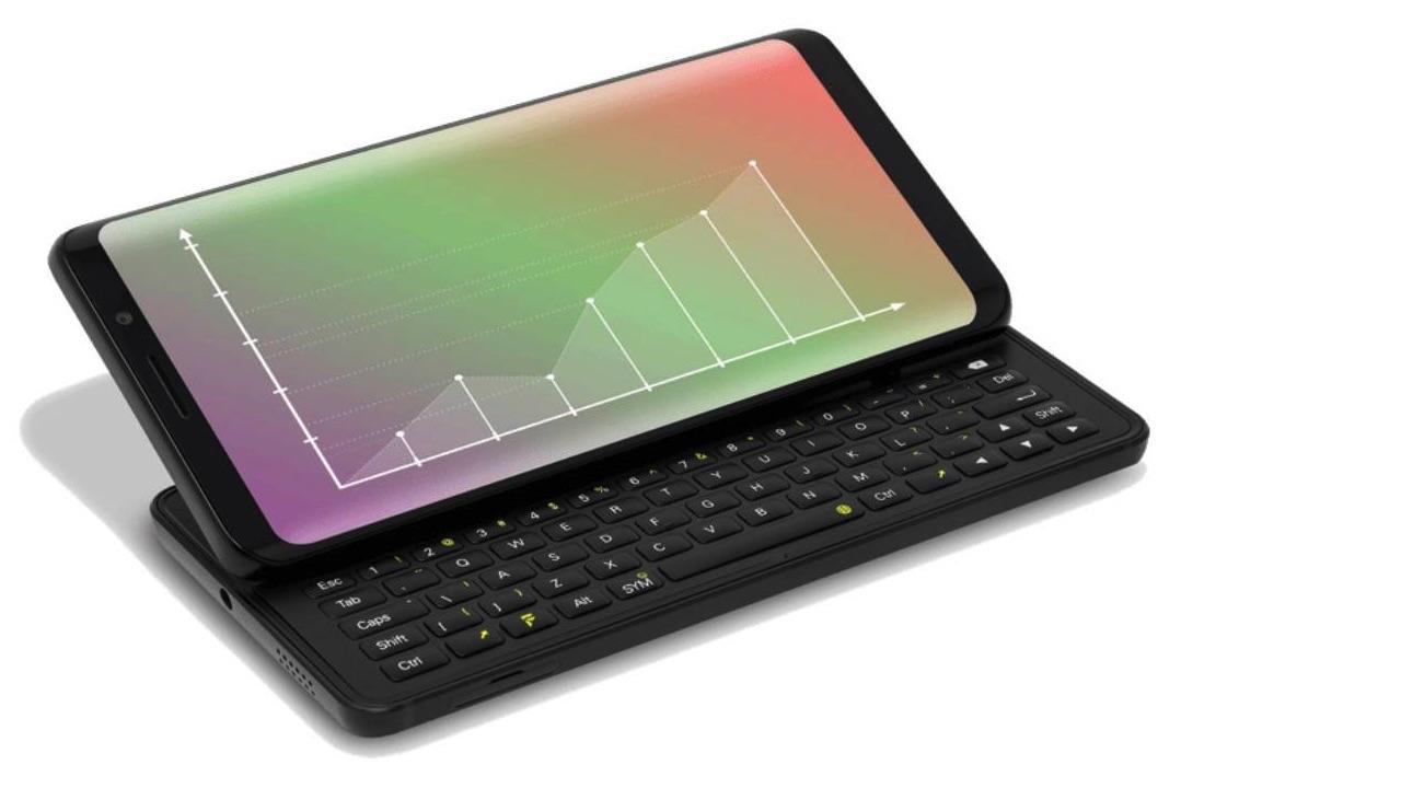 نموذج تجريبي للهاتف الذكي F (x) tec Pro 1 ، تأخر إصدار السوق 1