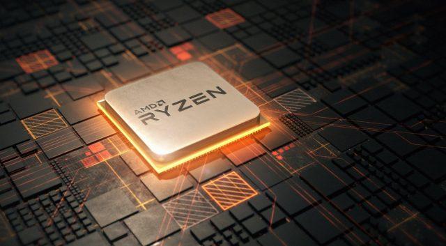وحدات المعالجة المركزية AMD Ryzen 7nm قد لا تصل إلى الحد الأقصى لتردد التعزيز على جميع النوى 1