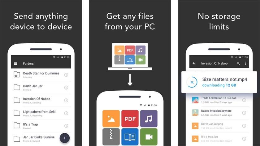 Resilio Sync هو أحد أفضل تطبيقات الأمان لنظام Android