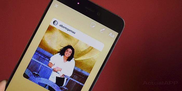 صور Instagram في القصص