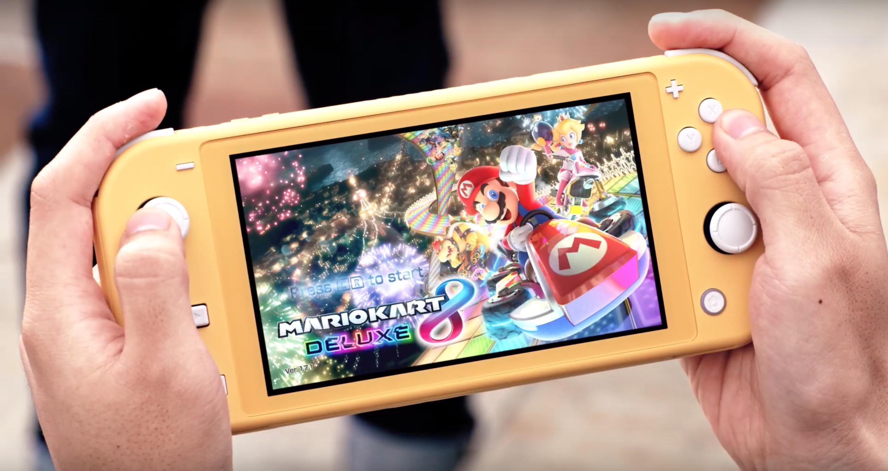 تم بيع 37 مليون وحدة تحكم و 5 ألعاب بمبيعات تزيد عن 10 مليون - Nintendo Switch بالأرقام 3