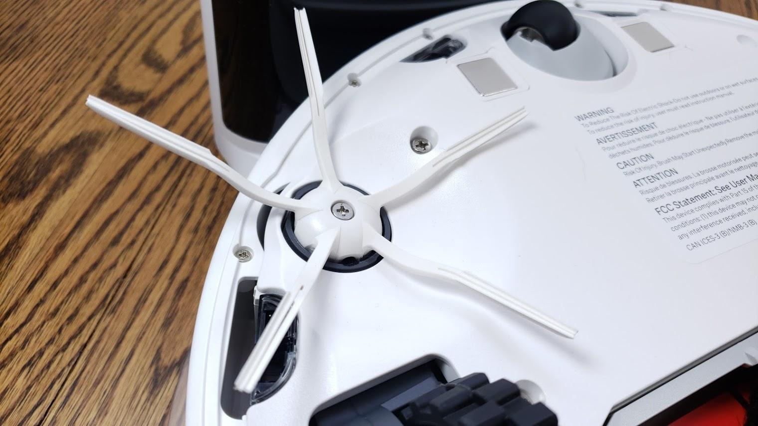 مجرد متعة التقنية: استعراض Roborock S6 مكنسة كهربائية الروبوت 3