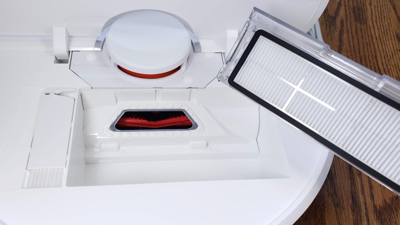 مجرد متعة التقنية: استعراض Roborock S6 مكنسة كهربائية الروبوت 5