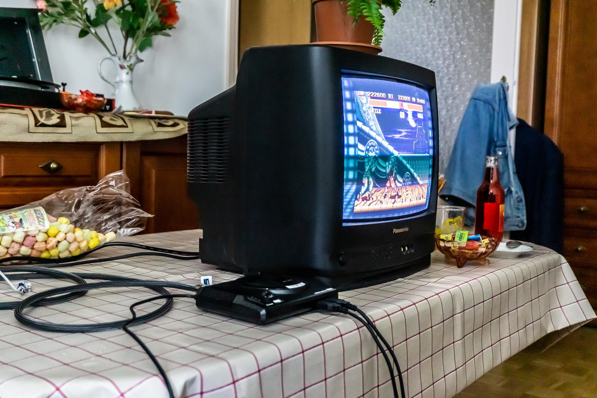 اختبار وحدة التحكم SEGA Mega Drive Mini - أكبر عيوب ومزايا النظام الأساسي الجديد في التسعينيات 1