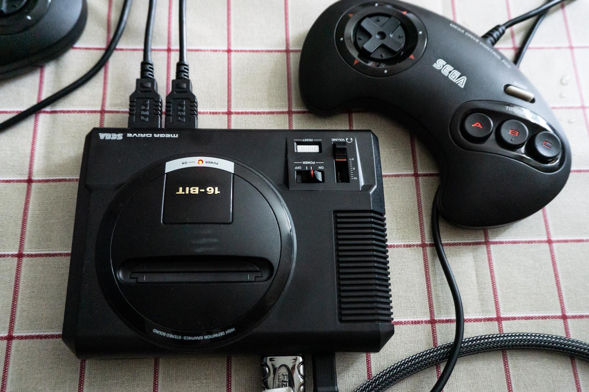 اختبار وحدة التحكم SEGA Mega Drive Mini - أكبر عيوب ومزايا النظام الأساسي الجديد في التسعينيات 2