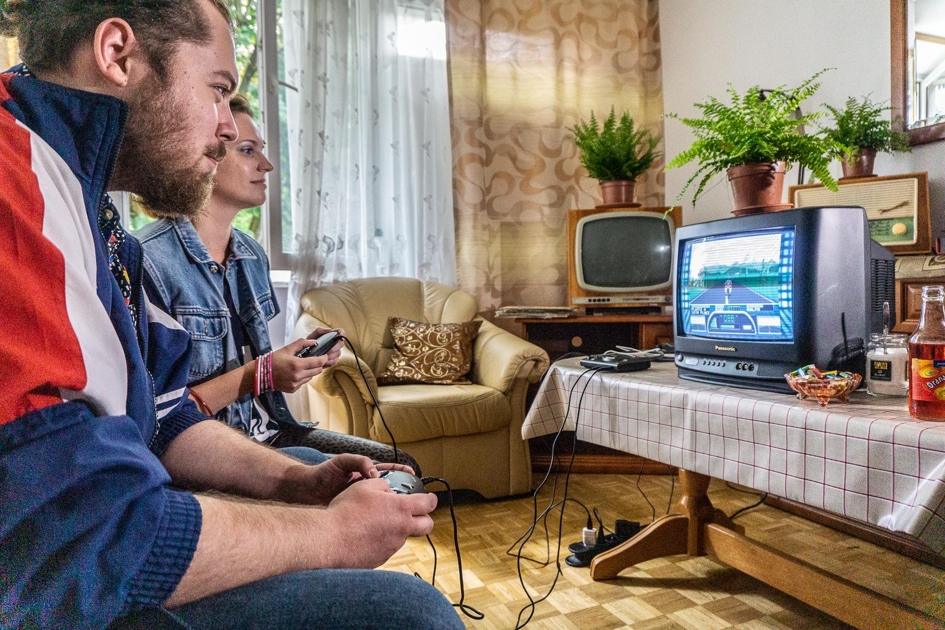 اختبار وحدة التحكم SEGA Mega Drive Mini - أكبر عيوب ومزايا النظام الأساسي الجديد في التسعينيات 3