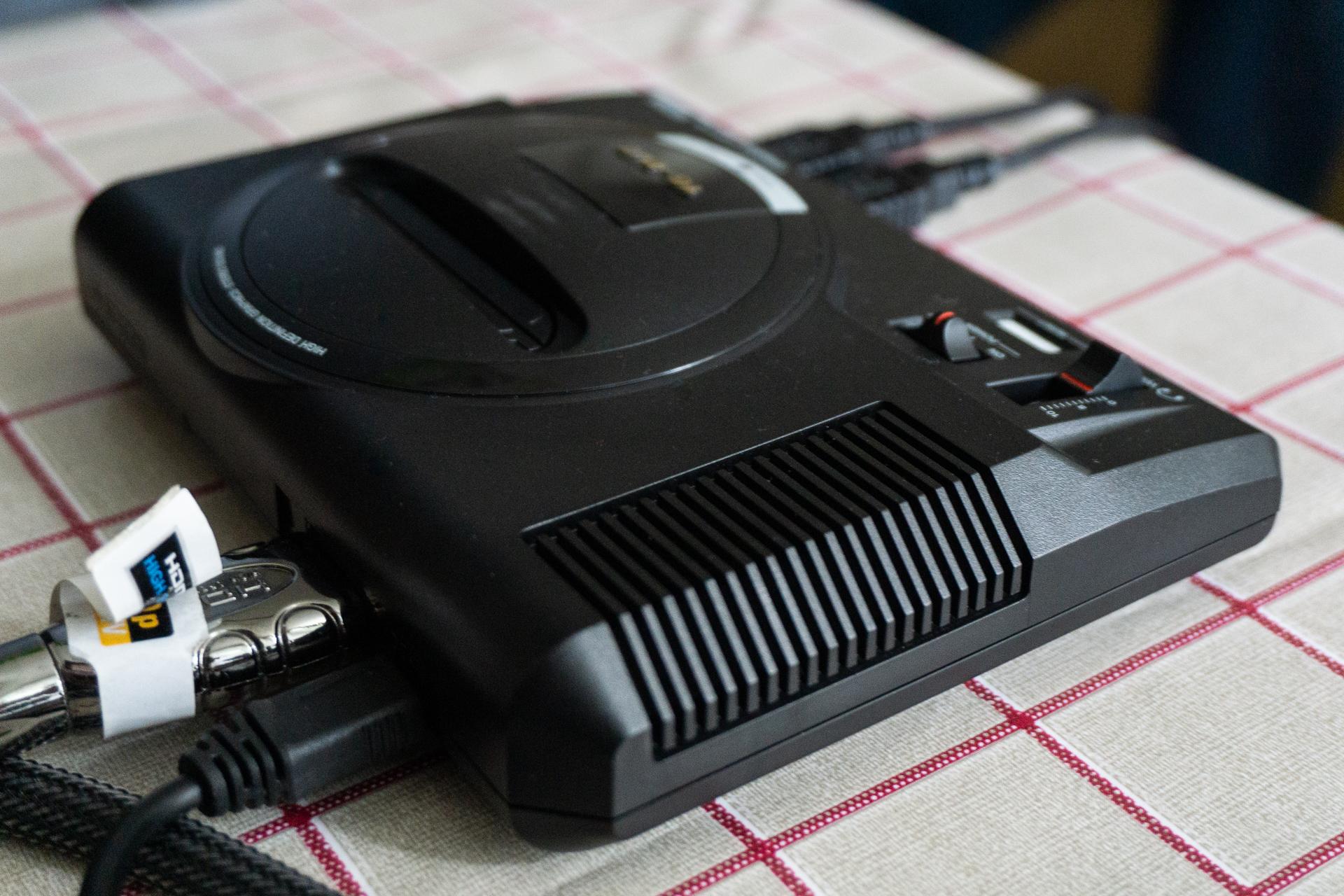 اختبار وحدة التحكم SEGA Mega Drive Mini - أكبر عيوب ومزايا النظام الأساسي الجديد في التسعينيات 6
