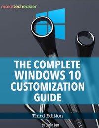الكامل Windows 10 دليل التخصيص