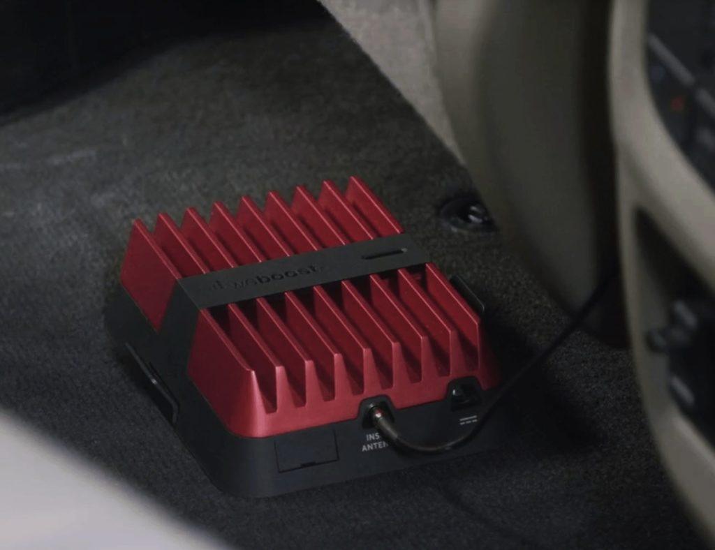 """حملة الوصول من خلال weBoost Kit Cell Signal Booster Kit """"aria -صفاتby ="""" gallery-6-357855"""
