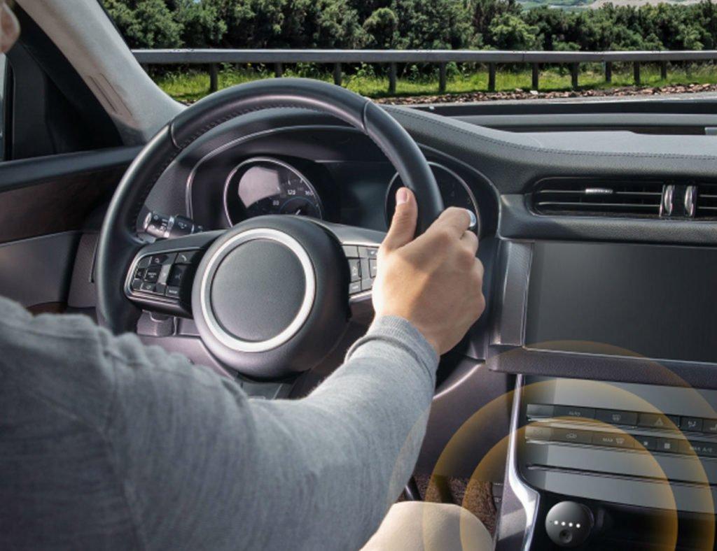 أنكر رواف بولت Google Assistant جهاز السيارة