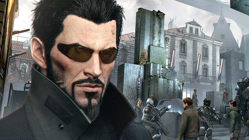 """""""كانوا بصدد صنع التكملة بدون جنسن"""" - داخل Deus Ex مع الممثل إلياس توفيكسيس 2"""