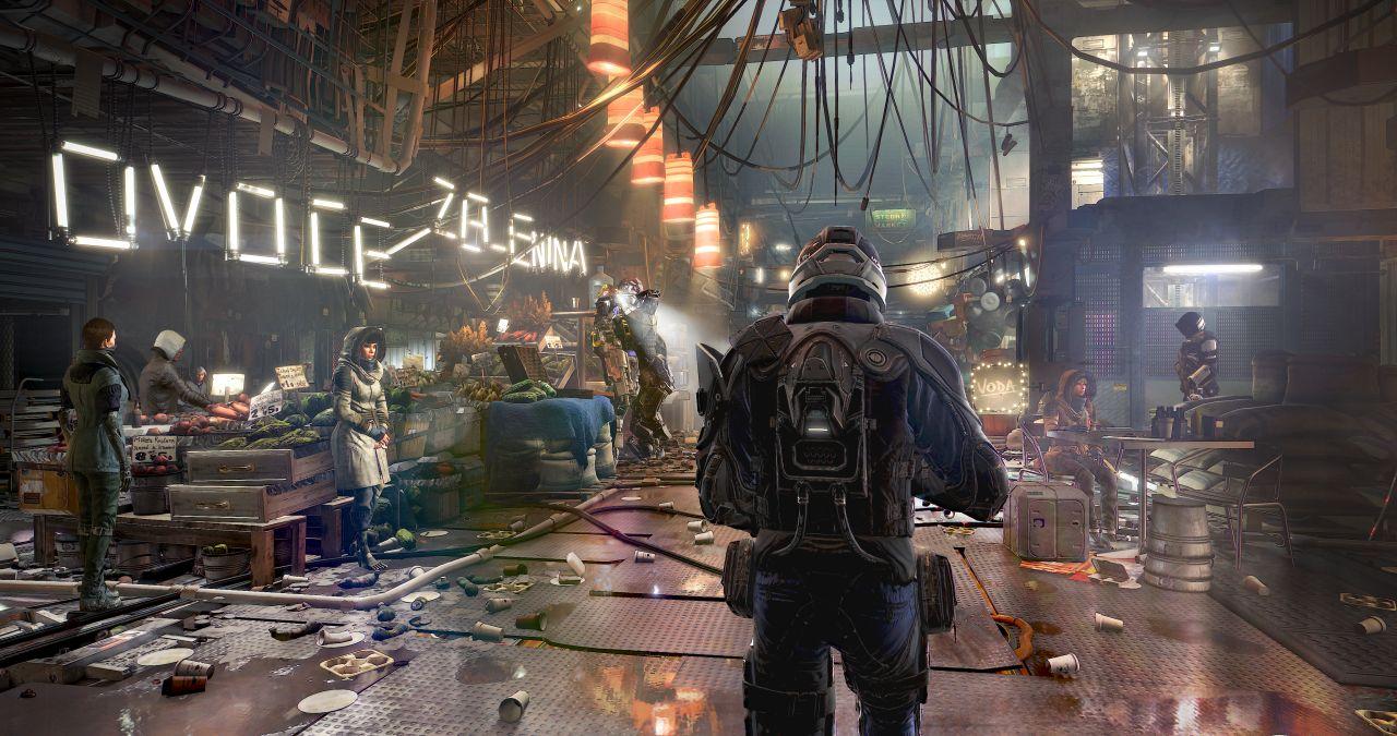 """""""كانوا بصدد صنع التكملة بدون جنسن"""" - داخل Deus Ex مع الممثل إلياس توفيكسيس 6"""