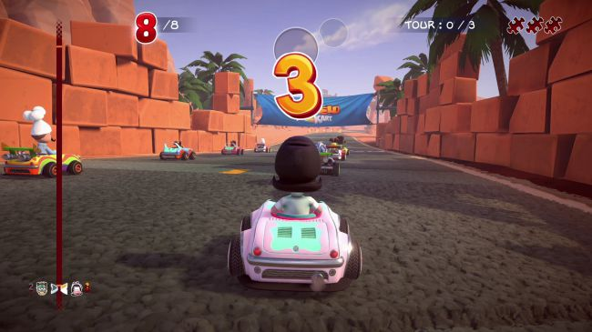 غارفيلد كارت: Furious Racing ستكون متاحة للكمبيوتر في نوفمبر 1