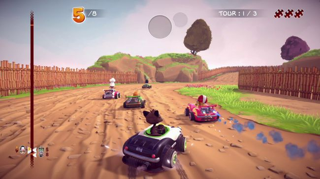 غارفيلد كارت: Furious Racing ستكون متاحة للكمبيوتر في نوفمبر 2