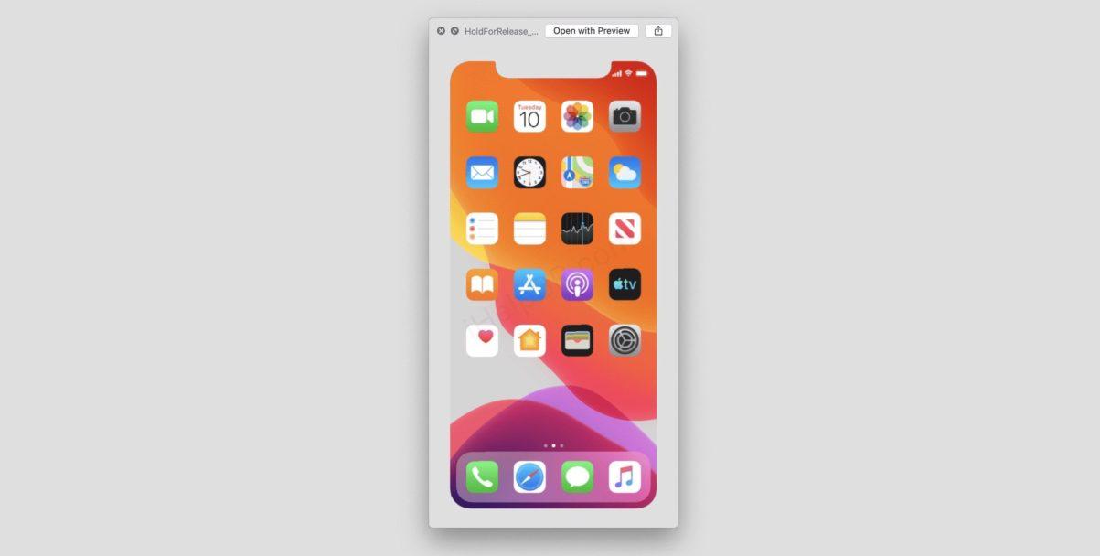 أحدث إصدار iOS 13 Beta يثير أحداث iPhone 11 في 9/10 1