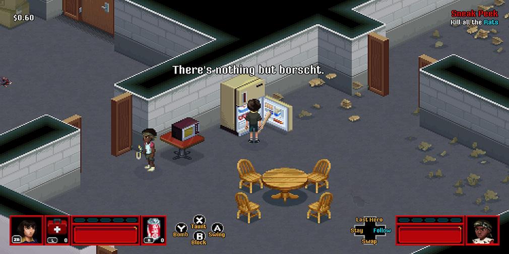 أشياء غريبة 3 اللعبة