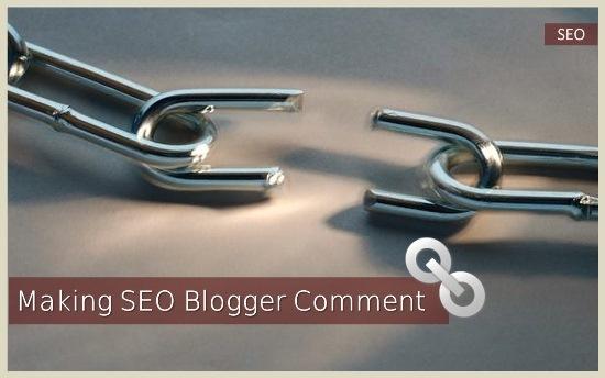 أضف Nofollow إلى التعليقات لمنع Blogger من التأثير والبريد العشوائي