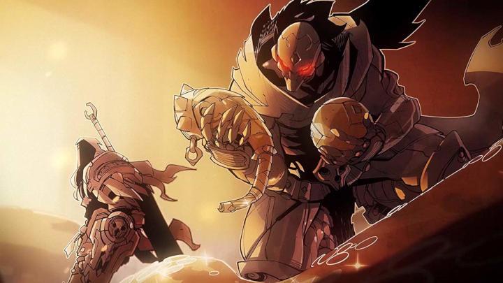 أعلن Darksiders سفر التكوين - صورة رقم 1