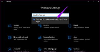 ملاحظات لاصقة لا تعمل على Windows 10 5