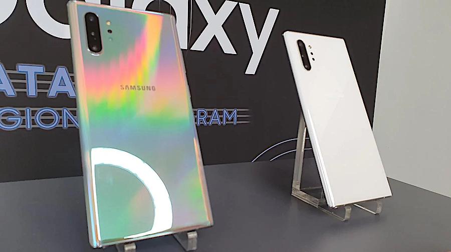 سامسونج Galaxy Note  10