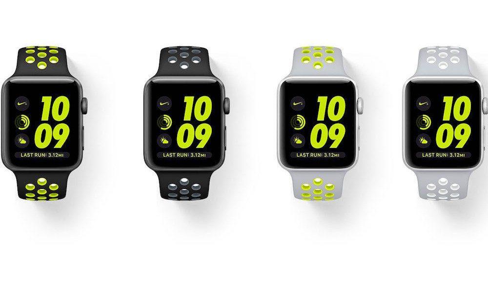 أهم 3 أسباب لاختيار Apple Watch نايك + على سلسلة القياسية 2 1