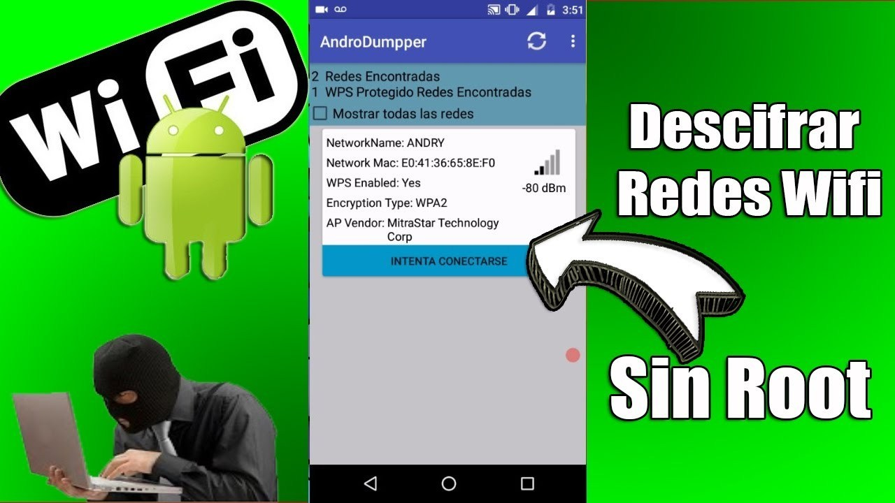 استعادة مفتاح Android WiFi بدون جذر 1