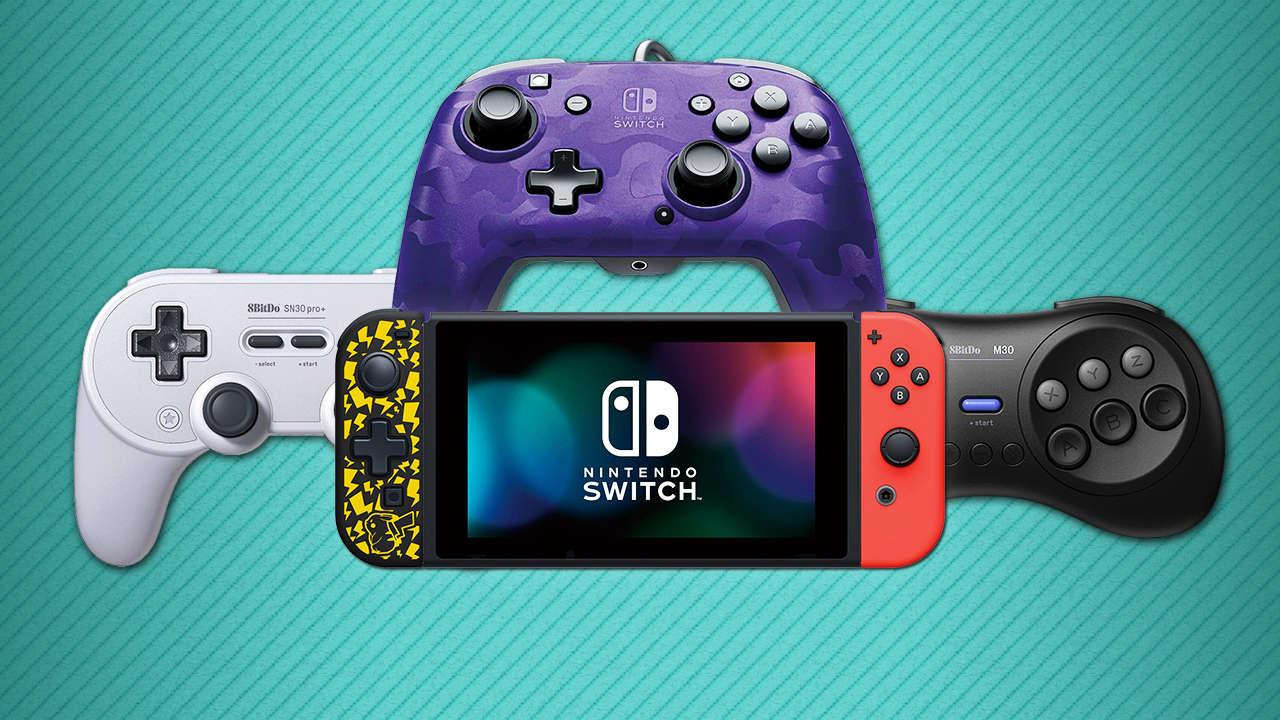 الأفضل Nintendo Switch تحكم حاولنا بعيدا جدا 1