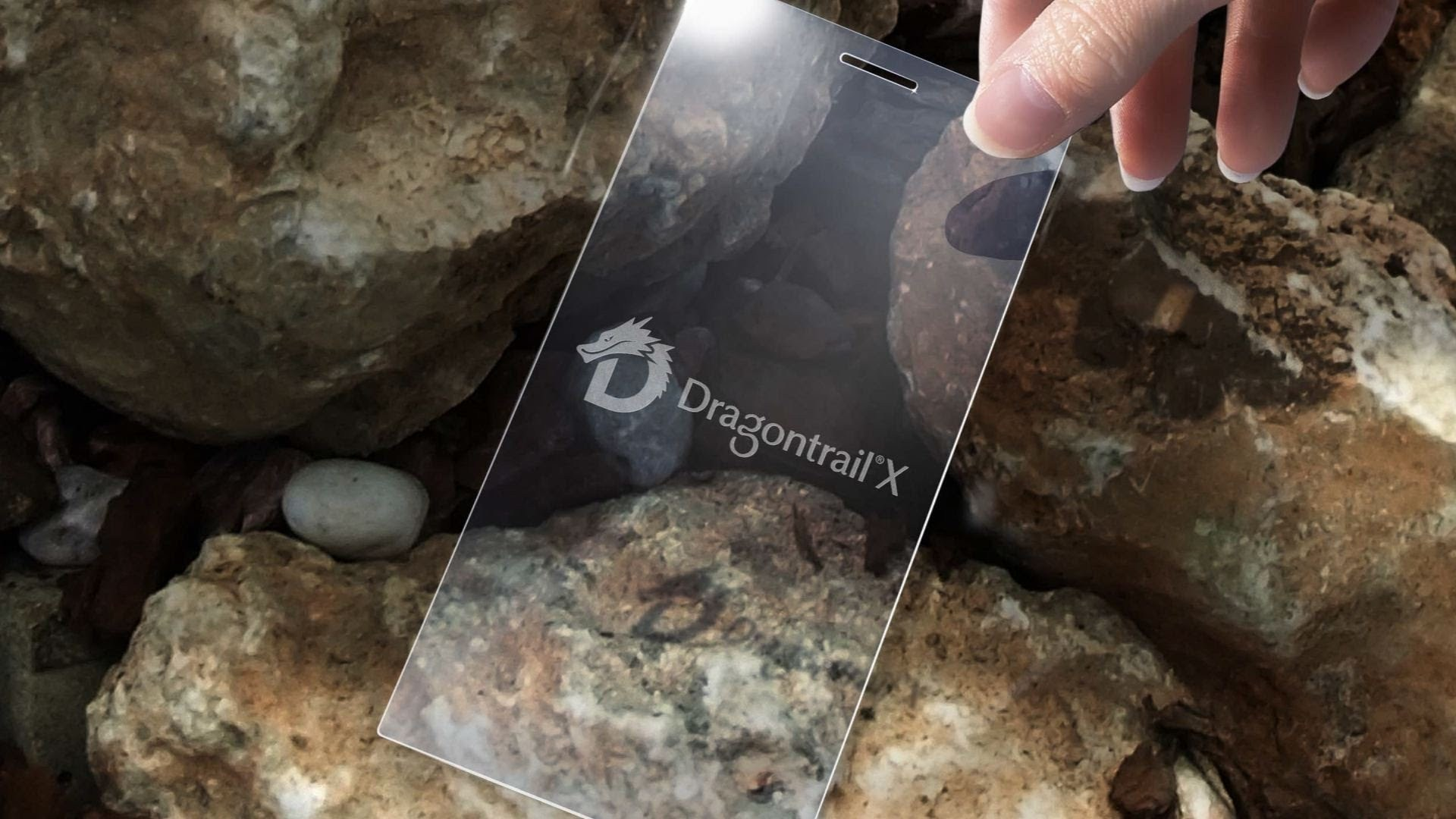 الحرب بين عالمين: Dragontrail و Gorilla Glass 1
