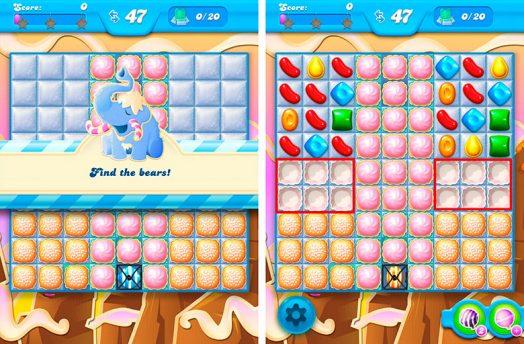 الحيل لتمرير أصعب مستويات Candy Crush Soda Saga (40 ، 52 ، 60 ، 70 ، 72) 2