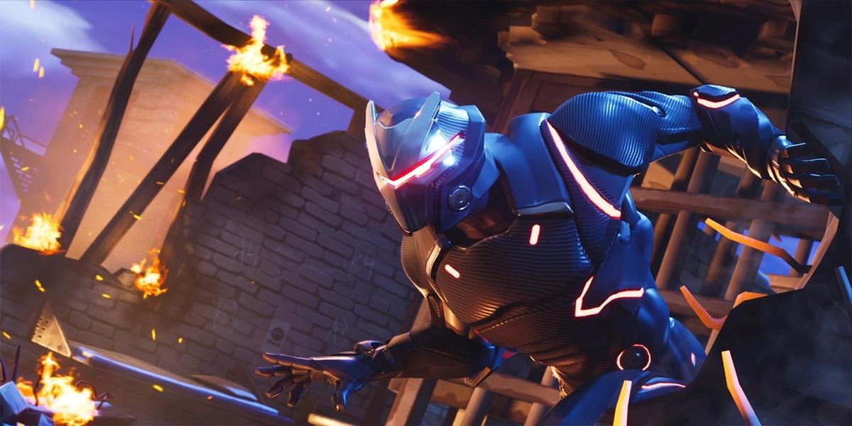 الدفع Fortnite: Battle Royale & # 039؛ الغامض بطل السوبر الجديد Lairs 1