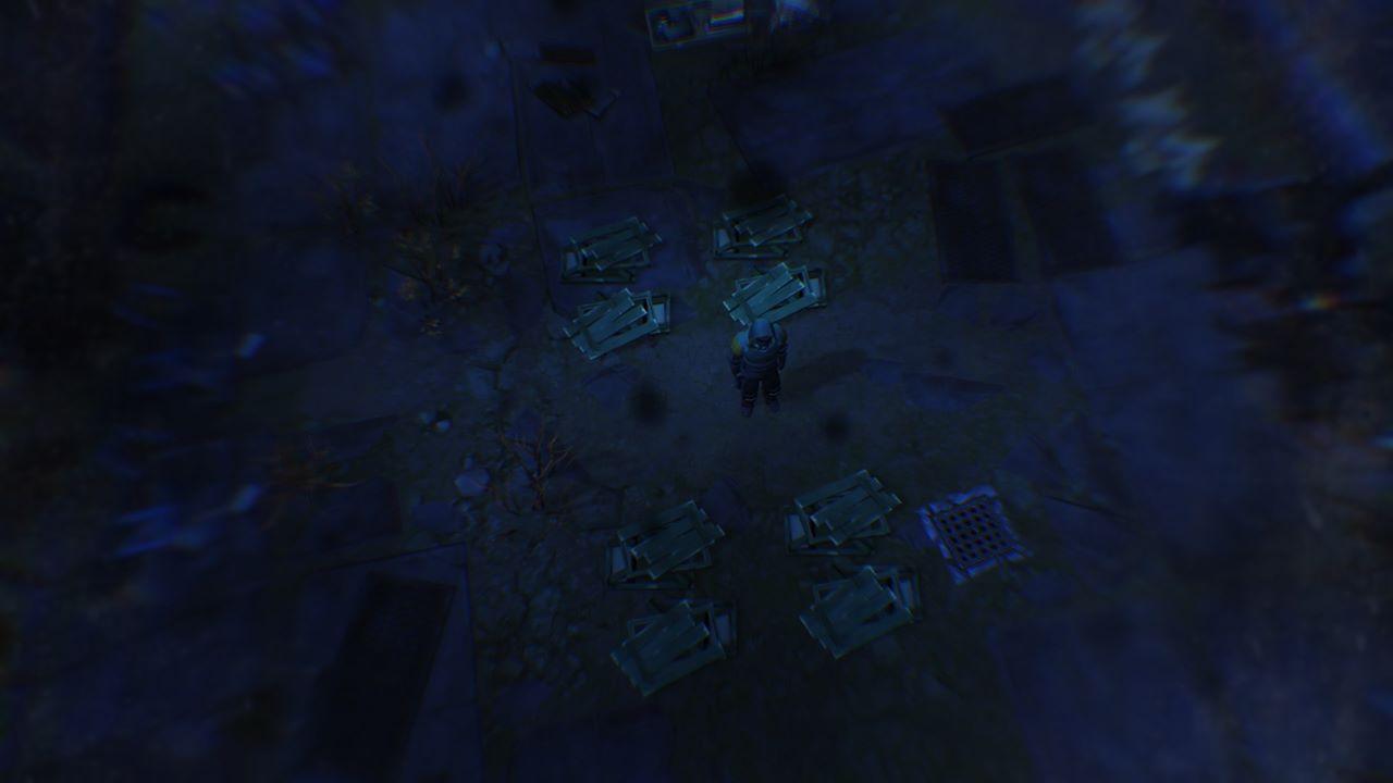 القطاع 7: العاصفة المشعة. اليوم الأخير على الأرض 3