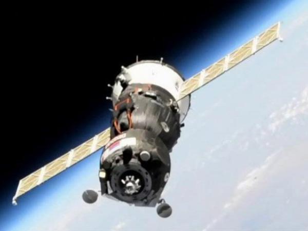 مركبة الفضاء سويوز