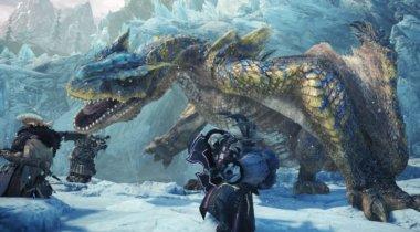 الوحش هنتر: العالم سوف التخلي عن العناصر كل يوم حتى وصول Iceborne 1