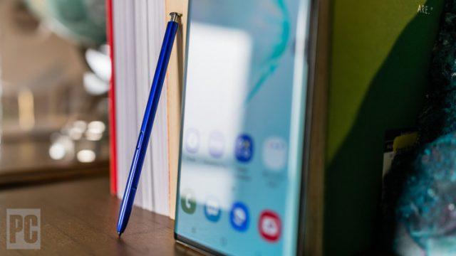ال Galaxy Note  عرض 10+ مثالي من الناحية العملية ، لكن هل هذا مهم بعد الآن؟ 1