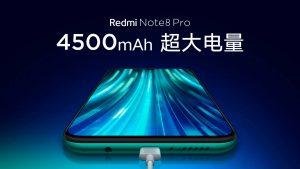 امتدت تسجيلات سلسلة Redmi note 8 لأكثر من مليون في يوم واحد فقط 1
