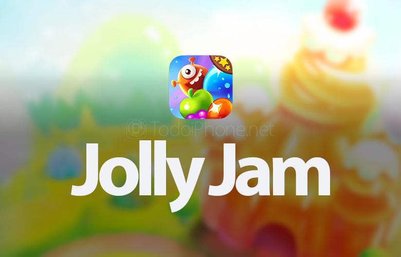 بديل جولي جام روفيو عن Candy Crush Saga 1