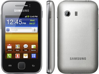 التثبت Galaxy Y S5360 JPLF1 Android 2.3.6 (Iran) تحديث البرنامج الثابت الرسمي 1