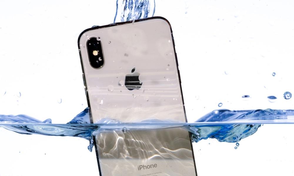 تشير البيانات إلى أن الماء يقتل عدد أقل من أجهزة iPhone أكثر من أي وقت مضى 1