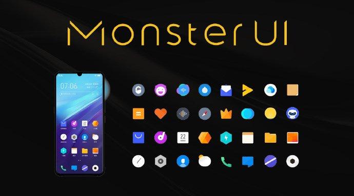 Vivo  iQOO Pro Monster UI