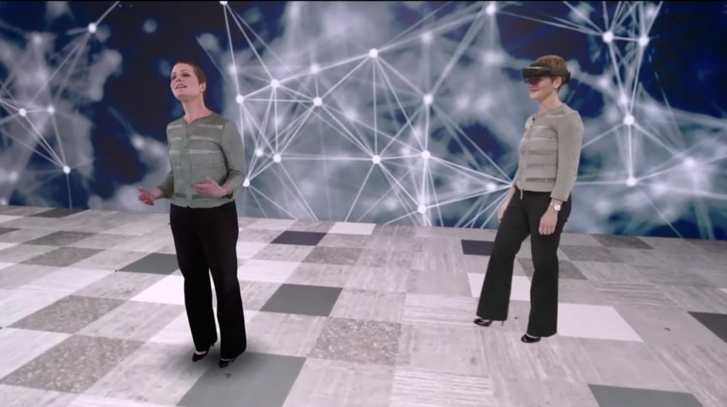 تقدم Microsoft نظامًا جديدًا لتحويل الناس إلى صور ثلاثية الأبعاد 1