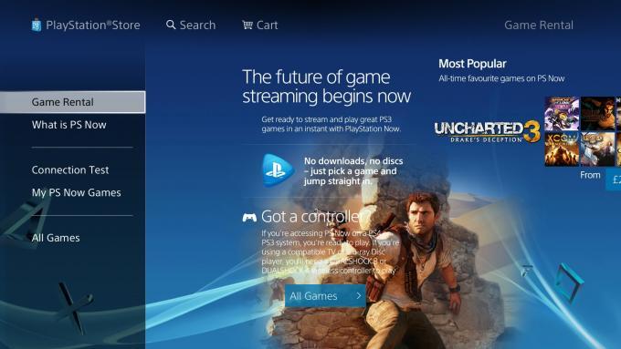 تقوم الآن مراجعة PlayStation من Sony - التدريب العملي على الإصدار التجريبي المفتوح من المملكة المتحدة 1