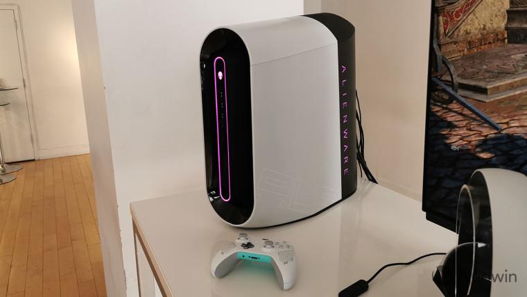 تقوم Alienware بإعادة تصميم سطح مكتب Aurora الخاص بها بلغة تصميم Legend 1