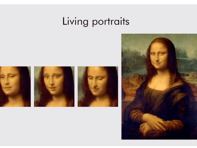 تنشئ Samsung نظامًا يعتمد على الذكاء الاصطناعي يمكنه إنشاء فيديو من صورة واحدة 2