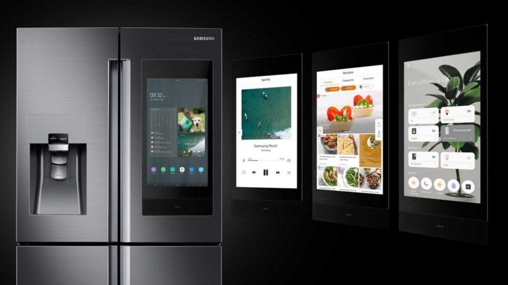 عائلة Hubسامسونج تريد تعزيز فكرة المطبخ كبيئة متصلة