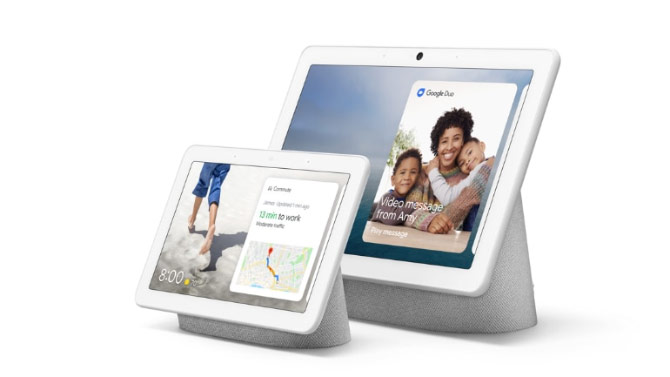 جوجل تعلن نيست Hub كحد أقصى وإعادة تسمية خط منتجات Google Home 1