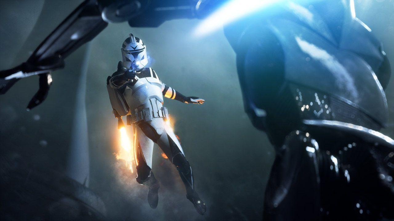حرب النجوم Battlefront II تصل إلى الخلف لدفع السلسلة للأمام 1