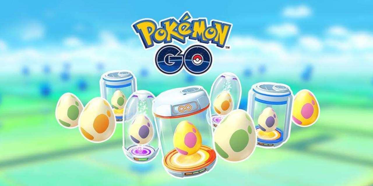 رسم بيض بوكيمون جو بيض: 2 كم ، 5 كم ، 7 كم و 10 كم من بيضات البيض لشهر سبتمبر 1